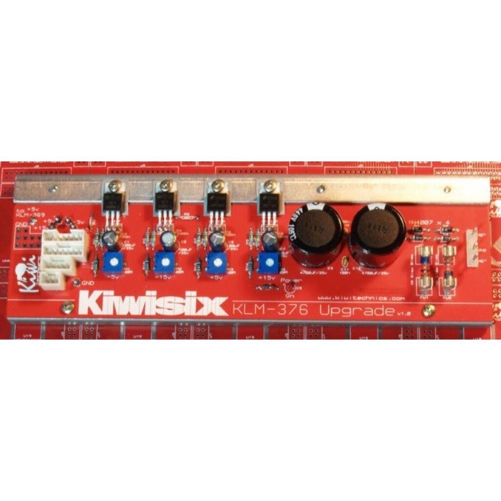 Kiwi Technics KiwiSix Poly Six Hardware Upgrade && Power Board