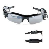 Video Sunglasses+mp3 Player Glasses Spy Dv Dvr Recorder Camcorder Camera -tf