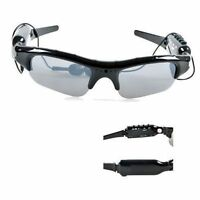 Video Sunglasses+mp3 Player Glasses Spy Dv Dvr Recorder Camcorder Camera -tf