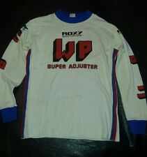 roxy vtg motocross jersey WP twinshock retro  mx moto x fox jt racing