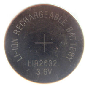 New-LIR2032-CR2032-2032-3-6V-Li-Ion-Lithium-Rechargeable-Coin-Button-Battery