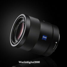 SONY Sonnar T* ZEISS FE55mm F1.8 ZA SEL55F18Z For SONY A7 A7R 35mm Full Frame