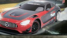 Mercedes AMG GT3 Dickie Toys RC rasante Action Rauch Drift 4-Kanal Funk ab 6 J.