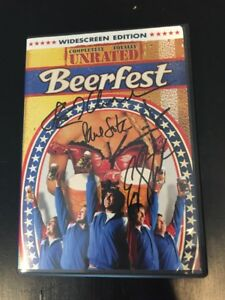 Beerfest-Signed-DVD-Jay-Chandrasekhar-Autograph-Super-Troopers-Broken-Lizard