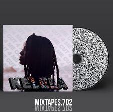 Kelela - Cut 4 Me Mixtape (Full CD/Front/Back Artwork)