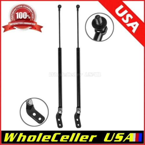 2//Set Door Trunk Gas Charged Lift Supports Arms Rod For Ford Probe 1993-1997