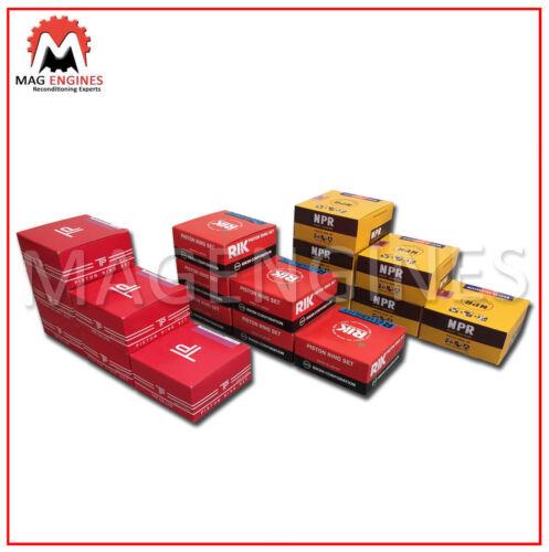 MD158908 PISTON RINGS MITSUBISHI 4G13 FOR COLT MIRAGE LANCER PROTON 1.3L PETROL