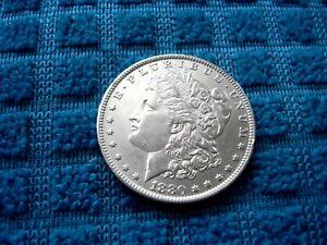 1888 Morgan Silver Dollar Brilliant Uncirculated Bright White