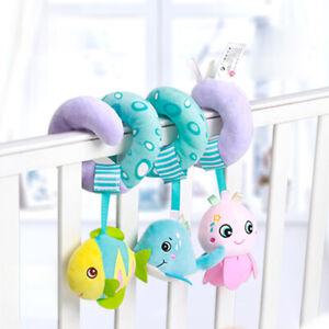 Bebe-Hanging-Hochet-Jouet-nouveau-ne-Berceau-spirale-Peluche-sensorielle-siege-auto-poussette-jouet