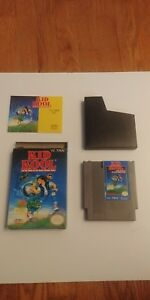 NES Kid Kool and the Quest for the Seven Wonder Herbs video game CIB