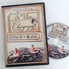 A Fly In The Champagne DVD - Kelly Slater Andy Irons - Surf Surfing Movie Video
