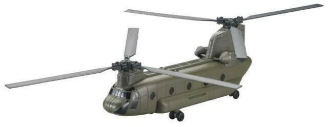 Boeing CH-47 Chinook 1:60 Diecast Helicopter,Collectibles New Ray Toy US ARMY