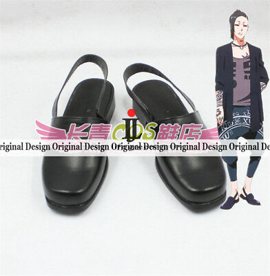 new Tokyo Ghoul Ken Kaneki New Boot Party Shoes Cosplay Boots Custom-made
