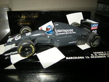 1:43 Minichamps Sauber Ford C12 F1 H.H.Frentzen 1993 OVP