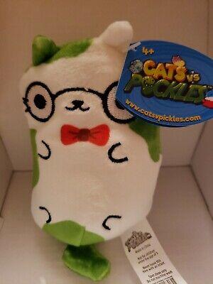 Festicat New in Hand Cats Vs Pickles soft plush