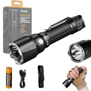 Fenix tk22 UE DEL Lampe de poche 1600 Lm