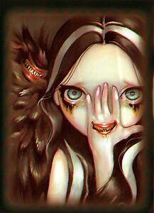 MTG-Card-Sleeves-Artists-of-Magic-SPEAK-NO-EVIL-Art-by-Jasmine-Beckett-Griffith
