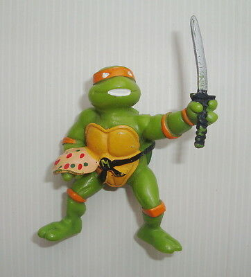 Tortues Ninja Teenage Turtle TMNT figurine PVC Michaelangelo yolanda type bully
