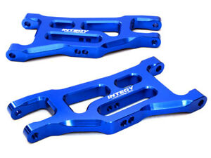 Integy-Aluminum-Front-Lower-Arms-for-Traxxas-1-10-Rustler-Slash-2WD-Stampede-2WD