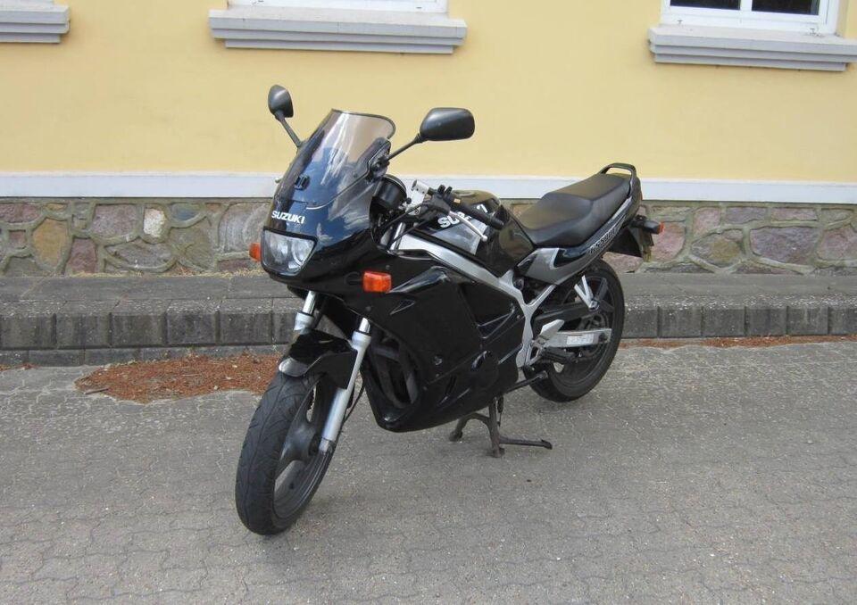 Suzuki, GS500E, ccm 500