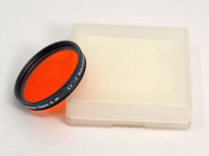 B+W F-PRO 040 39MM Orange Filter Leica