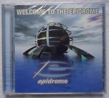 Welcome to the Epidrome by Various Artists (CD, Mar-1998, Sony Music FREE SHIP