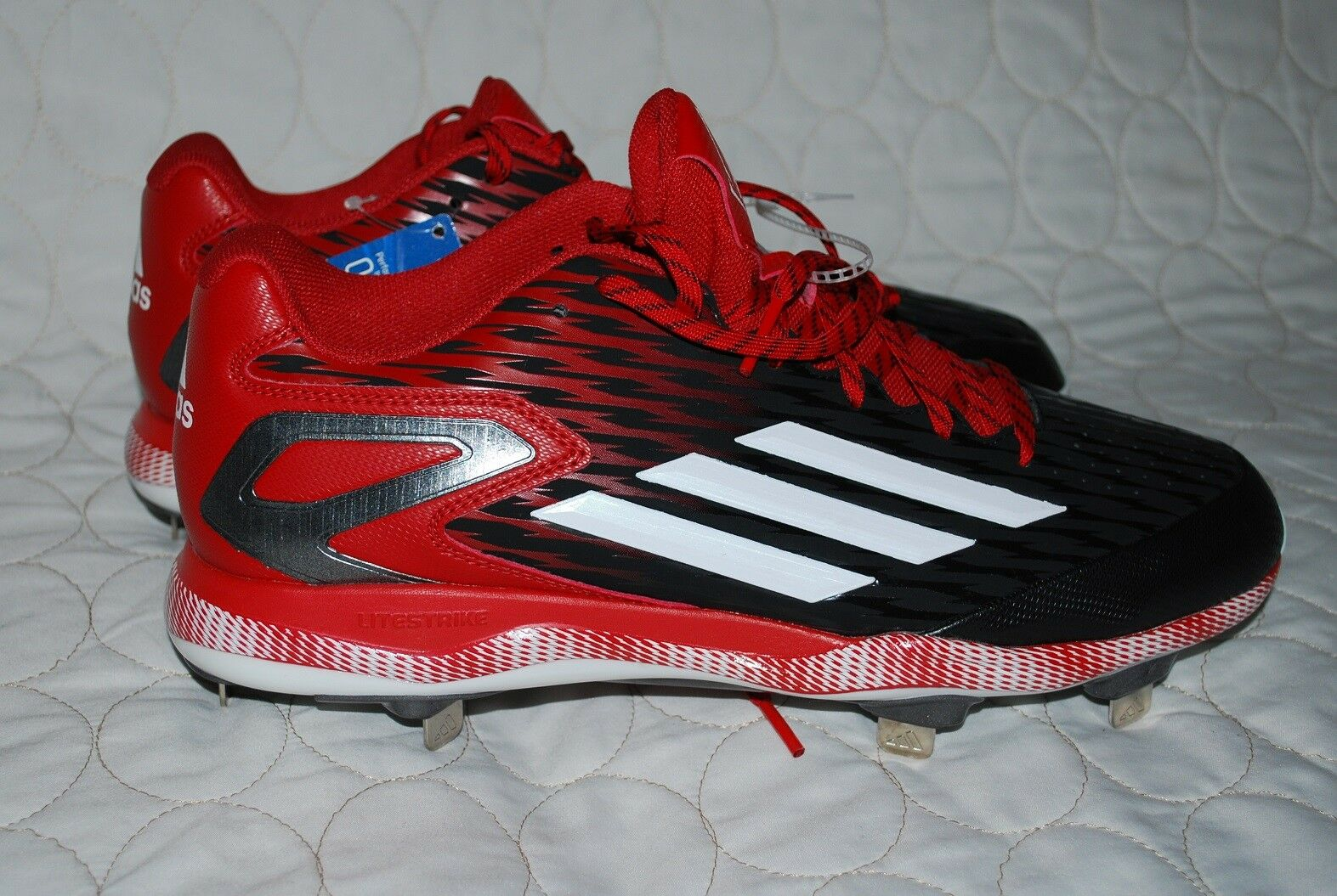 Adidas Baseball Football Soccer Cleats Uomo Size 12 New *Just Give Your Offer*