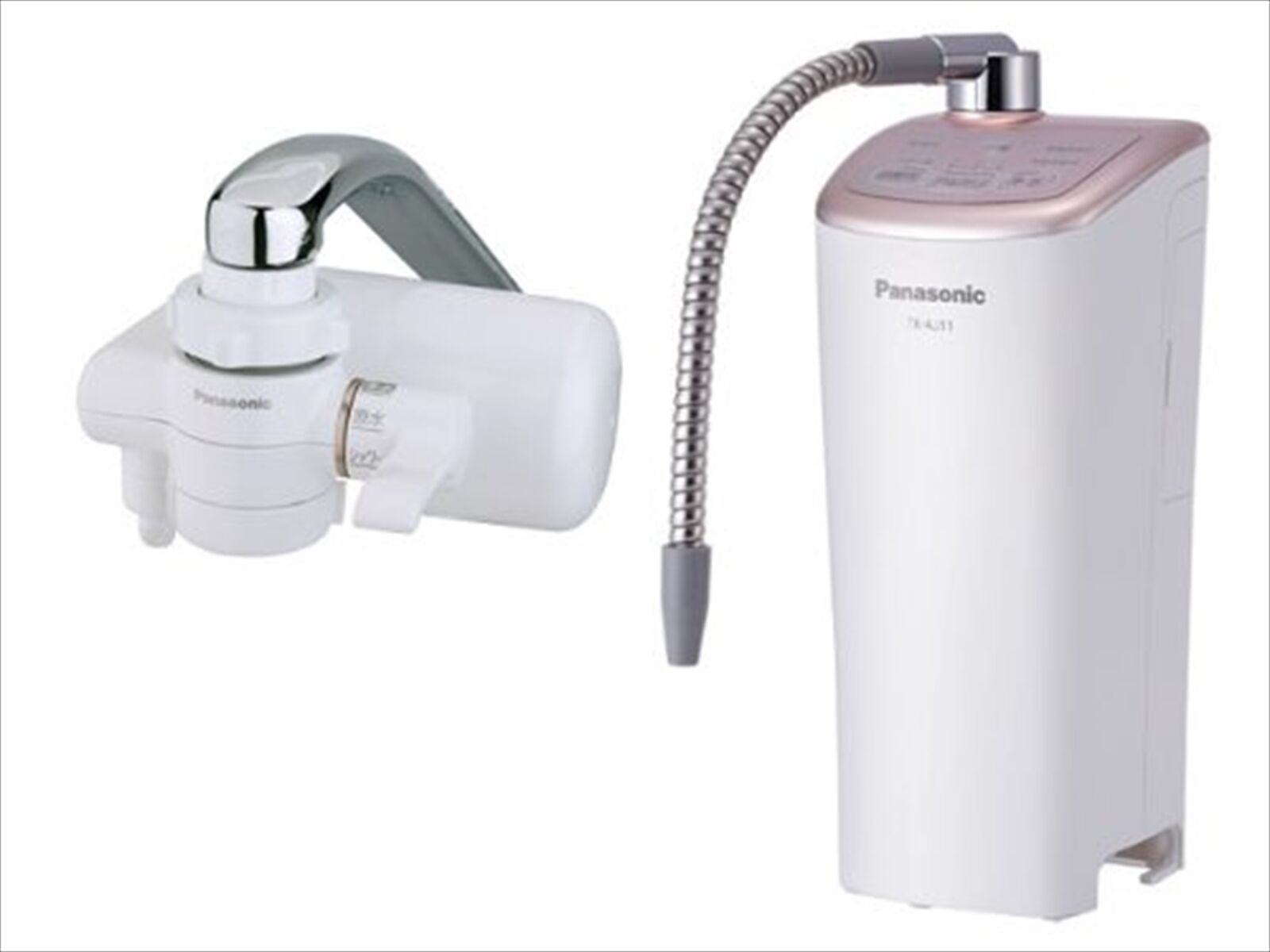 Panasonic Alkaline Ion Water Treatment rose or K-AJ11T-PN