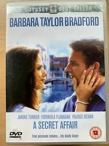 A Secret Affair DVD 1999 Barbara Taylor Bradford TV Movie