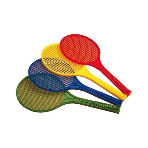Children/'s Plastic Centraplay Soft Tennis Racket New Pair