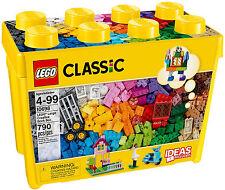 LEGO Classic Steine - 10698 Große Bausteine-Box - Neu & OVP