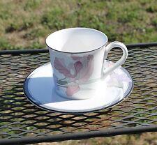 Noritake New Decade CAFE DU SOIR Cup/Saucer