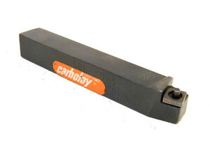 New-Surplus-Carboloy-5-8-034-Shank-SBL-10-3-Turning-Tool-Holder-SNMG-322