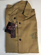 Stryker™ FR Flat Khaki Welding Jacket