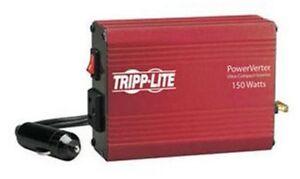 Tripp Lite PV150 PowerVerter 150-Watt Ultra-Compact Inverter - 12V DC - 120V AC
