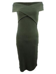 Michael-Michael-Kors-Women-039-s-Crossover-Sweater-Dress