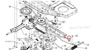 Image Is Loading Mtd Engine To The Variable Sd Transmission Drive