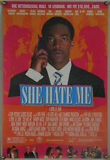 SHE HATE ME DS ROLLED ORIG 1SH MOVIE POSTER SPIKE LEE ANTHONY MACKIE (2004)