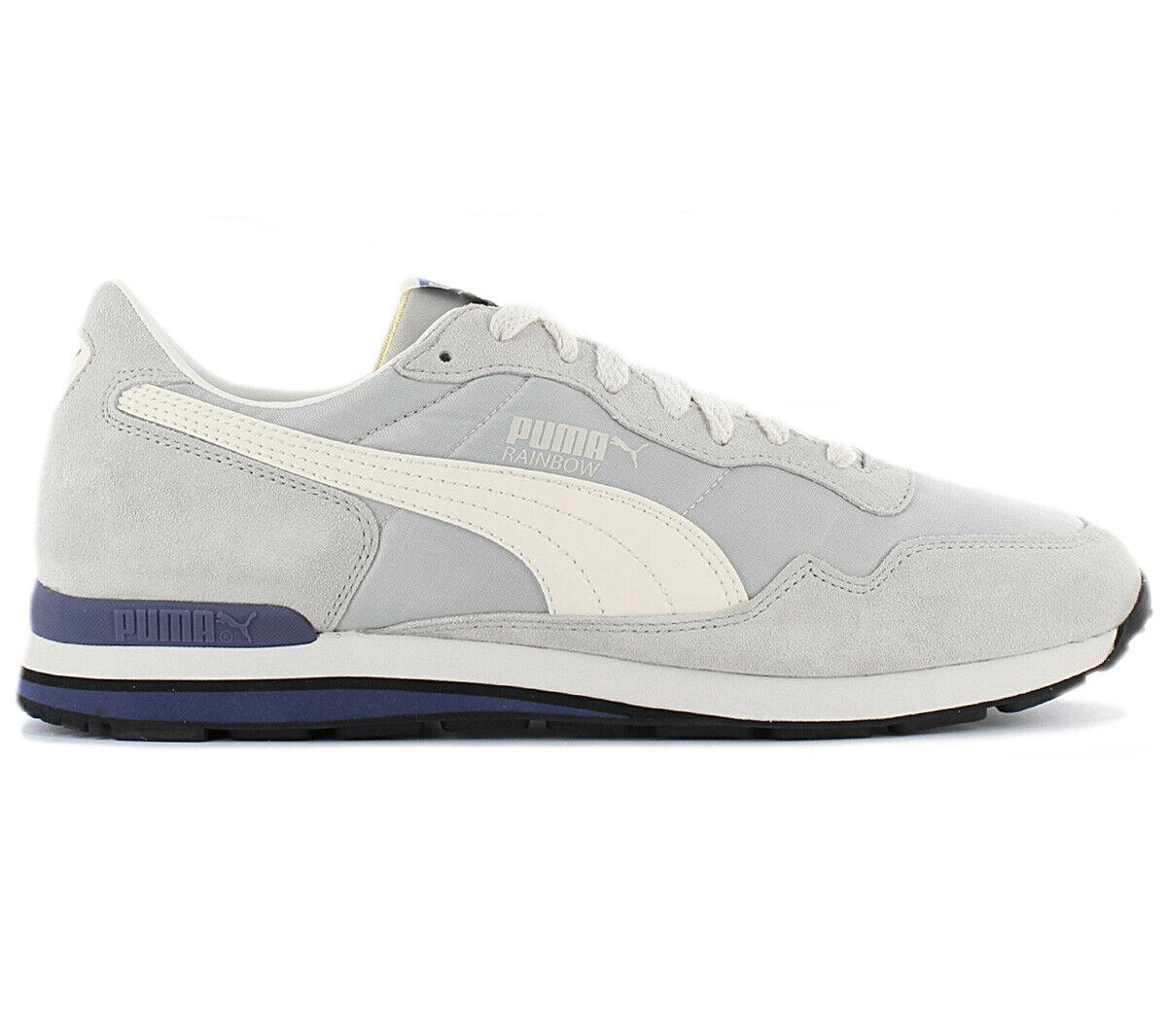 Puma classic rainbow sc slippers men 365583-02 gris retro zapatos