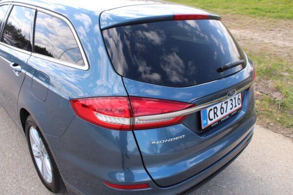 Ford Mondeo 2,0 EcoBlue Titanium stc. aut. billede 7
