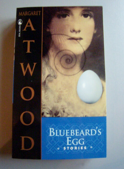 Bluebeard's Egg *Stories* by Margaret Atwood (1998, Pbk) Seal Book  Unopened