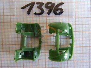 10x ALBEDO Ersatzteil Ladegut Kotflügel Schutzblech grün Borgward H0 1:87 - 1396
