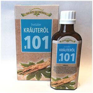 2-x-Inntaler-Kraeuteroel-101-Kraeuter-Ol-Massageoel-Einreibung-Koerperpflege-Mittel