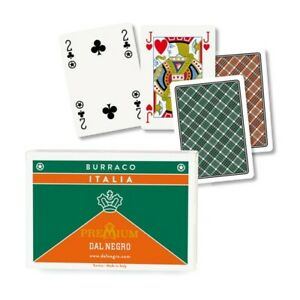 Cards-For-Game-Burraco-Italy-Premium-Editrice-Dal-Negro-Shipping-Traced