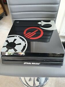 LIMITED Edition Star Ps4 PRO 1tb Wars Console