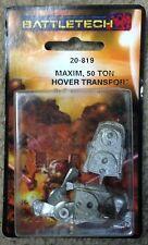 Classic Battletech Maxim Hover Transport (2) 20-819