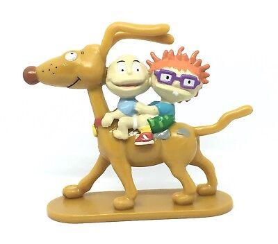 Rugrats Tommy, Chuckie & Spike DecoPac Cake Topper 1997 | eBay