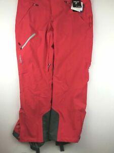 Columbia-Titanium-Womens-XL-Pink-Omni-Heat-Zip-Down-Ski-Snow-Pants-250
