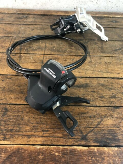 FD-M611 SHIMANO Deore Mountain Bicycle Front Derailleur