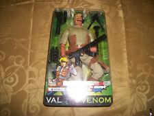 """Gi Joe Dr Mindbender 12/"""" Inch Valor VS Venom Factory Sealed Action Package"""